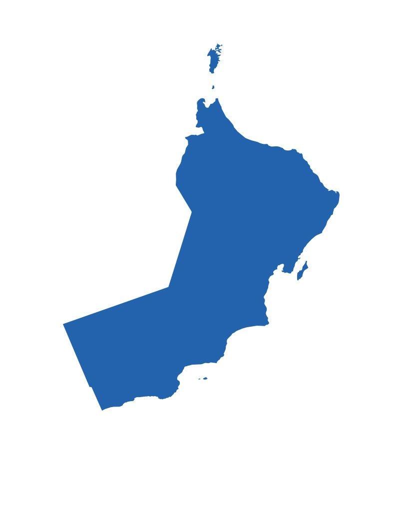 OABC Oman map