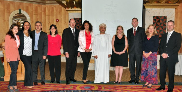 OMAN AMERICAN BUSINESS COUNCIL MEMBERSHIP DOUBLES IN 20141