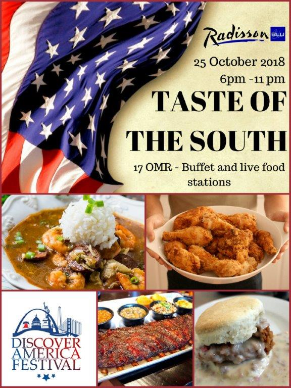 Taste of the south updated 1