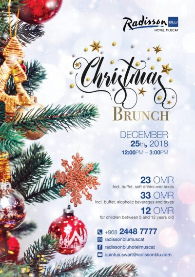 christmas offers A5 Flyer